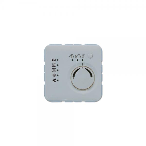 Jung CD2178TSGR KNX Stetigregler mit integrierter Tasterschnittstelle grau