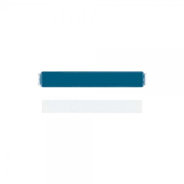 Jung LS20NA Transparente Abdeckung mit Einlage alpinweiß