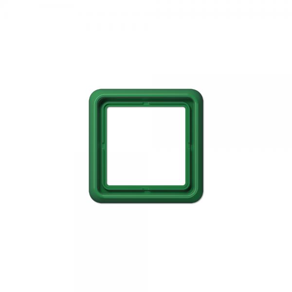 Jung CD581WUGN Abdeckrahmen 1fach bruchsicher grün