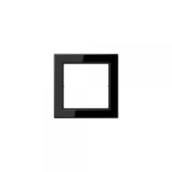 Jung FD983SW Abdeckrahmen 3fach schwarz
